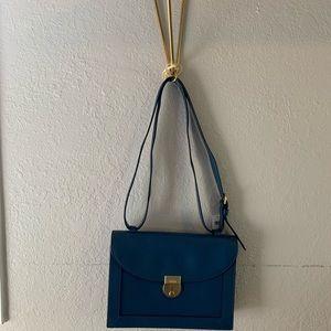 Kate Spade Purse - framed hand bag